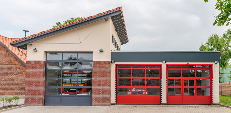 Gerätehaus Feuerwehr Hordorf