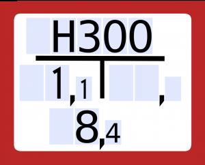 Hydrantenschild